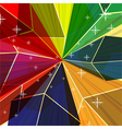 abstract background geometric vector image