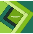 material design background Abstract vector image vector image
