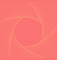 coral background peach backdrop trendy shade of vector image vector image
