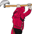executioner a vector image