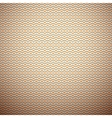 Abstract wave pattern wallpaper with ovals vector image