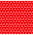 red illusion pattern vector image vector image
