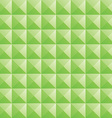 triangle green earth texture seamless background vector image vector image