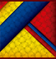colorful texture background vector image