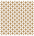 japanese pattern gold background vector image vector image