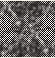 Modern stylish halftone texture endless abstract