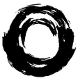 Motion circle 02 vector image vector image