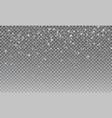 ralistic snow transparent snow background vector image