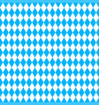 background to the holiday oktoberfest blue and vector image