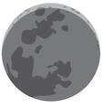 Dark Side of the Moon vector image