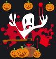 Halloween 11 resize vector image