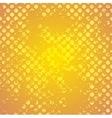 Retro grunge halftone design vector image vector image