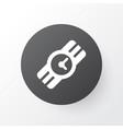 wristwatch icon symbol premium quality isolated vector image