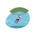 business insurance money profit financial vector image vector image