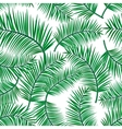 Retro of exotic tropical vector image vector image