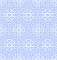 abstract geometric background with techno ornament vector image vector image