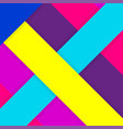 color bars that make up the background vector image vector image