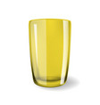 empty drinking glass cup 3d