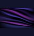 dark purple abstract background horizontal vector image
