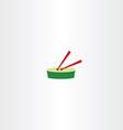 drum icon symbol design vector image