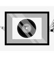 music award design vector image vector image