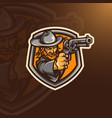 Cowboy logo cool