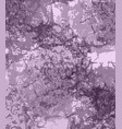 vintage damask ornament ribbed background vector image vector image