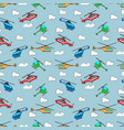 chopperpattern vector image vector image