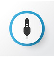 audio cable icon symbol premium quality isolated vector image