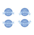 blue labels high quality vector image