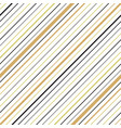 diagonal stripes seamless pattern vector image