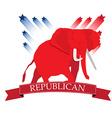Republican vector image vector image
