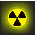 radioactive4 vector image vector image