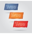 Banner Design template modern style vector image vector image