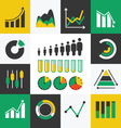 Business-Infographic-icons vector image vector image