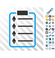 ethereum list pad cards with bonus vector image vector image