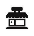 store icon vector image vector image