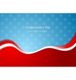 Abstract USA colors background vector image vector image