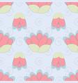 lotus pattern in gentle colors