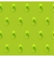 Seamless pattren rain from relief texture 3d vector image vector image