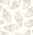SeaShell12 vector image vector image