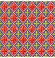 Sweet retro pattern Eps8 vector image vector image