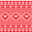Traditional Ukrainian or Belarusian folk art white vector image