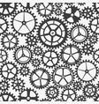 monochrome machine pattern vector image