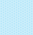 Seamless isometric graph paper