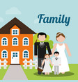 family home wedding new house image vector image vector image