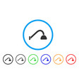 Tap mixer rounded icon