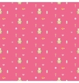 pattern for Baby girl vector image vector image