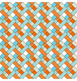 geometric seamless pattern background decorating vector image vector image