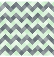 Seamless abstract pattern with turquoise and black vector image